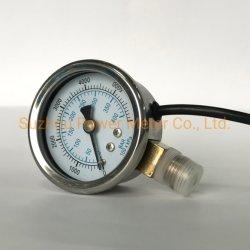 مقياس ضغط 4000بار 6000 رطل لكل بوصة مربعة للغاز الطبيعي المضغوط