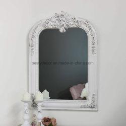 Sala de Estar da parede do arco da estrutura do espelho de poliuretano