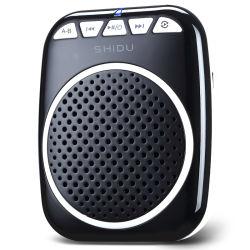 Enceintes portables Shidu lecteur Flash USB de l'amplificateur de voix/TF carte de lecteur MP3