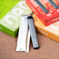 Original Vape stylo jetable Starter Kit Kit jetable de 15 saveurs Posh E cigarette