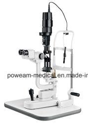 ISO, Cer, FDA Zustimmungs-Augenschlitz-Lampen-Mikroskop (J5F2)