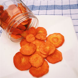 Soupe instantanée geler sec tranches de légumes déshydratés des aliments sains