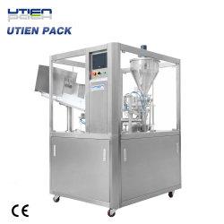 China Factory Automatic Ultrasonic tubo plástico de embalagem de creme/embalagem máquina de enchimento da máquina de Vedação
