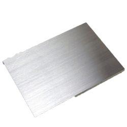 Толщина 1/4 304L 2D пластины из нержавеющей стали с шероховатым покрытием Ploished
