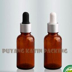 Frasco de vidro de embalagem de cosméticos vaso de perfume 1-100ml Vial Pipeta conta-gotas