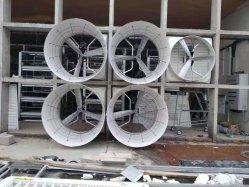 De Muur van de uitlaat zet Ventilator van de Ventilatie van China van de Ventilator van de Opening de Verdampings Koelere op
