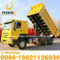 Hot Sales 371Horse Power 20cbm LHD 6 * 4 10tires Sinotruk Gebrauchtwagen HOWO mit Hoher Qualität für Afrika Verkauf