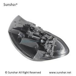 Vorm van de Lamp van het Deel van de Toebehoren van de auto de Plastic Auto Hoofd
