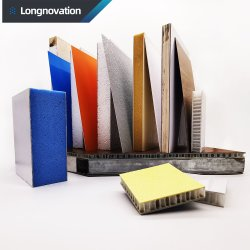 GRP de alta resistência para placa de fibra de vidro Painel Composto de PRFV para parede / tejadilho/piso