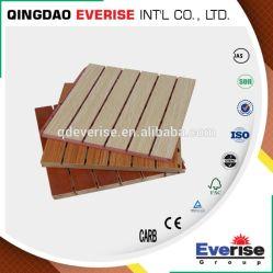 Версия MDF настенной панели с пазами / обычная MDF планке настенной панели