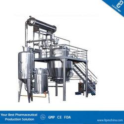 El aceite de cáñamo/baja temperatura de extracción de hierba