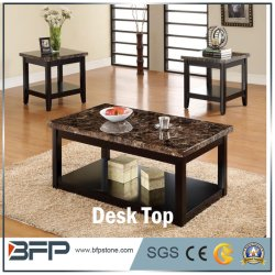 Современная домашняя мебель мраморным верхней части обеденный стол