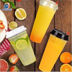 95 kaliber 360ml Disposable pp Plastic Cup 12oz Injection Cup voor Juice met Customized Logo