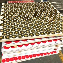 O design mais populares e o material de embalagem de alimentos da folha de flandres TFS folhas impressas
