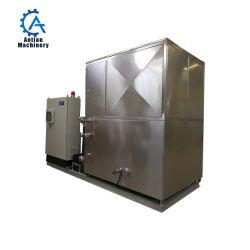 Sistema de máquinas de refrigeración de leche con acero inoxidable tanque de refrigeración de leche