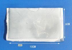 O PVC e auto-adesivo plástico Saco de Documento Documento lista de embalagem Envelope (rtl019)