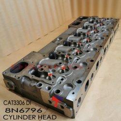 휠 로더 966c 966D 966f Buildozer용 실린더 헤드 8n6796 D6c D6d 굴삭기 E330 엔진 3306 Di