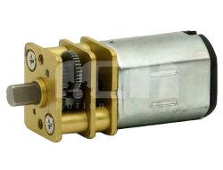 12mm 2.4V 3V 12V 24Vの小型ブラシN20 DC電気ギヤモーター