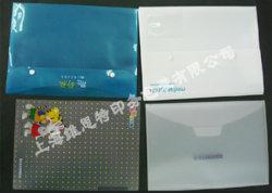 プラスチックPPポリ塩化ビニールペットファイルホルダー(紫外線印刷)