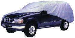 卸し売り銀製の綿の紫外線証拠のSunprofのトラックカバー