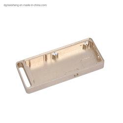 La precisión de giro CNC de aluminio fresado para MP3 Reproductor de MP4 teléfono móvil de la vivienda
