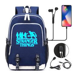 Licht belasteter tägliche Mochilas Freizeit-haltbarer erwachsener Kursteilnehmer-Rucksack mit USB