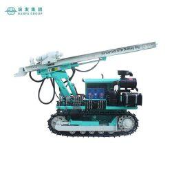 Hf100ya2 de Hydraulische Installatie van de Diesel Boring van het Kruippakje voor Marmeren Mijn