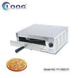 Nouveau design Goodloog Matériel de cuisine d'un comptoir commercial four à Pizza Pizza Making Machine petit four électrique de la Pizza