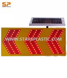 Mobile Solar Arrow Fllamery Warning Signal(ST-STS-3H)