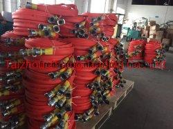 PU/PVC/caucho EPDM/Incendio extinguir el fuego de la manguera flexible
