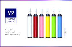 Вьетнам на рынок самые E к прикуривателю фильтр V2 одноразовые сигареты отшелушивающей подушечкой бар