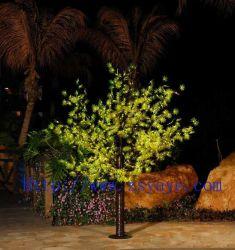ضوء شجرة المابل LED، ضوء شجرة LED (3812 كمبيوتر LED Q'ty LED مابل تري لايت، ضوء عطلة، عيد الميلاد (YAYE-MT3812LB)