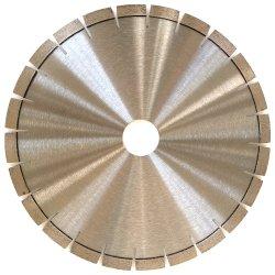 Laser geschweißte trockener Diamant-konkrete Ausschnitt-Platte 230 mm-Schaufeln