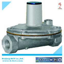 Fluxo de entrada/saída, Corpo de alumínio / válvula de gás natural/contador de gás governador/regulador de gás