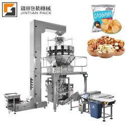 自動食品包装機械マルチ機能軽食のパッキング機械