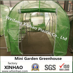 Mini Garden Greenhouse met PE Mesh Leno cover