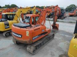 Verwendetes Doosan 15 Tonnen-mittlerer Exkavator Dh150, Gebrauchtspur BaggerDoosan Dh150 Dh200 Dh225 Dh300 auf Förderung-frei Ersatzteilen
