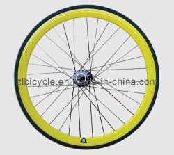 熱い販売の多彩な苦境ギヤ自転車の車輪セット