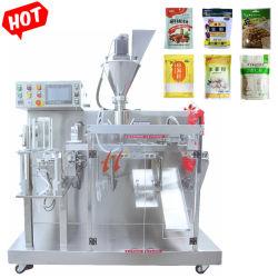 Tempero Automática/de aromatizantes/Pimenta/Curry/Cacau/Beterraba/farinha/Coconut/Café/Química/detergente em pó máquina de embalagem Embalagem de Enchimento