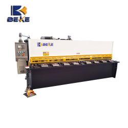 Oscilação hidráulica de ruptura do feixe chapa metálica da máquina máquina de corte