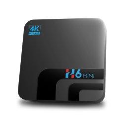 공장 셋톱 박스 H6 미니 Android 7.1은 4K를 지원합니다 HD All수상자 H6 3GB 32g TV 상자