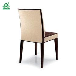 호텔 목조 오크 가구 식당 테이블과 의자