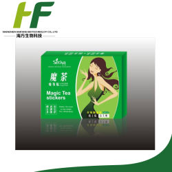 Magic Tea Slimming-stickers