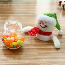 Конфеты могут Pot подарок сахара печенье обычных пластиковых продуктов питания