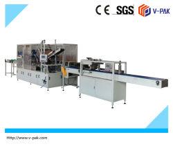 V-Pak automatique Machine d'emballage carton latérale de chargement