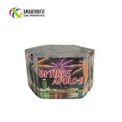 0,8-дюймовый 61 Тирос профессиональный праздник торт фейерверк 1.4G потребителей Un0336 Fuegos Artificiales Буэно Bonito Tortas
