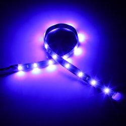 Indicatore luminoso di striscia di giorno flessibile decorativo automatico dell'automobile LED dell'indicatore luminoso corrente dell'automobile 15SMD LED della striscia 12V 30cm dell'indicatore luminoso dell'automobile impermeabile LED DRL