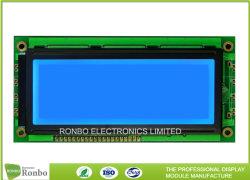 192 * 64 Display LCD gráfico COB 20pin MCU de interfaz de 8 bits, STN azul Graphick LCM