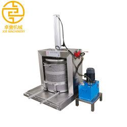 Máquina de sumos Cuke sumos de vegetais hidráulico pressione