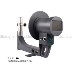 Het Draagbare Instrument van de röntgenstraal voor Inspectie bji-2p